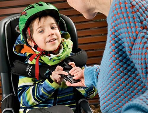 Test: Fahrradsitze für Kinder