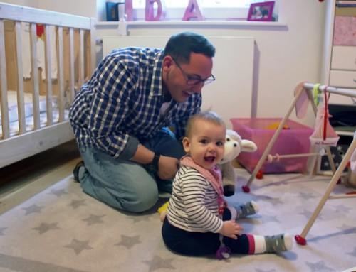 Viele Väter gehen in Elternzeit