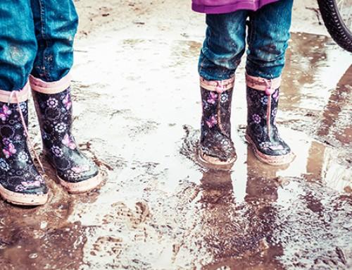 Öko-Test: Gummistiefel für Kinder: So ein Dreck