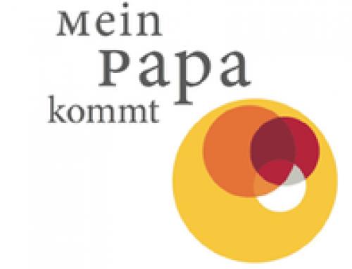 Mein Papa kommt: Dr. Franziska Giffey ist Schirmherrin