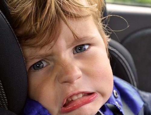 Schwere Mängel bei der Sicherung von Kindern im Auto
