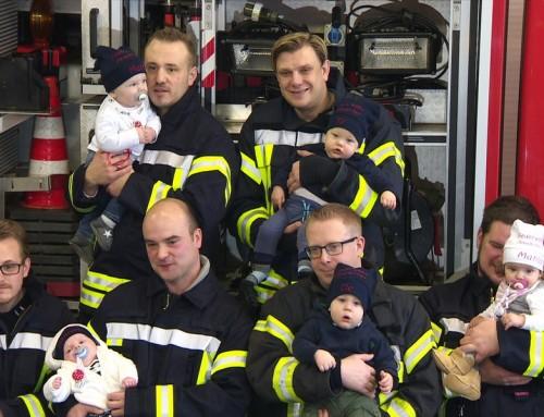 Nordhorn: Väterzeit bei der Feuerwehr