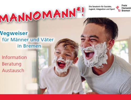 Mannomann*! für Männer und Väter in Bremen