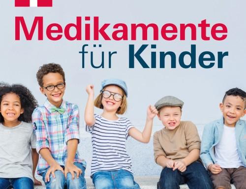 1000 Medikamente für Kinder im Test