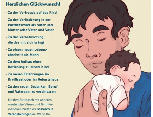 Hannover: Bald Papa?  Dann mal los!