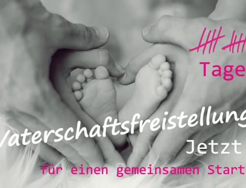 Petition: 10 Tage Vaterschaftsfreistellung zur Geburt